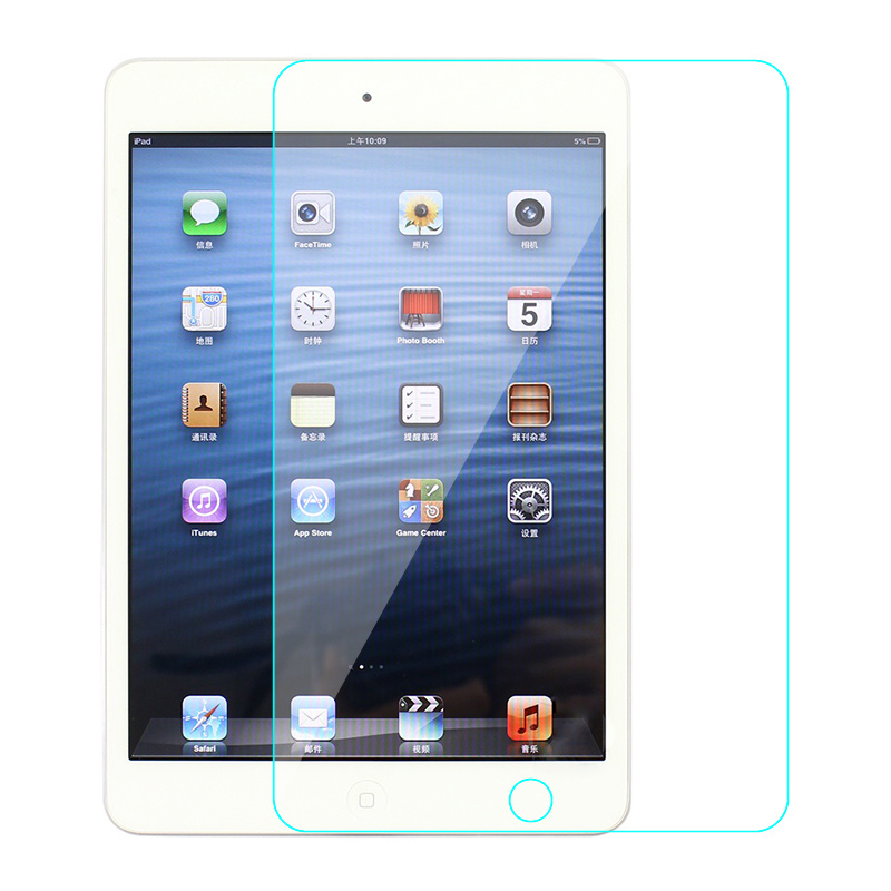 Mobile Phone Accessories Tempered Glass for iPad Air