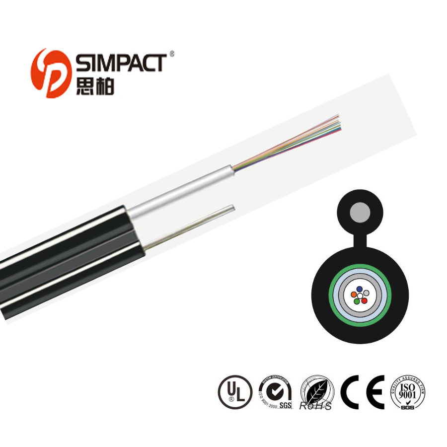 Central Loose Tube Figure 8 Optical Cable