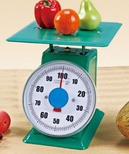 100kg Mechanical Weighing Ktichen Scale