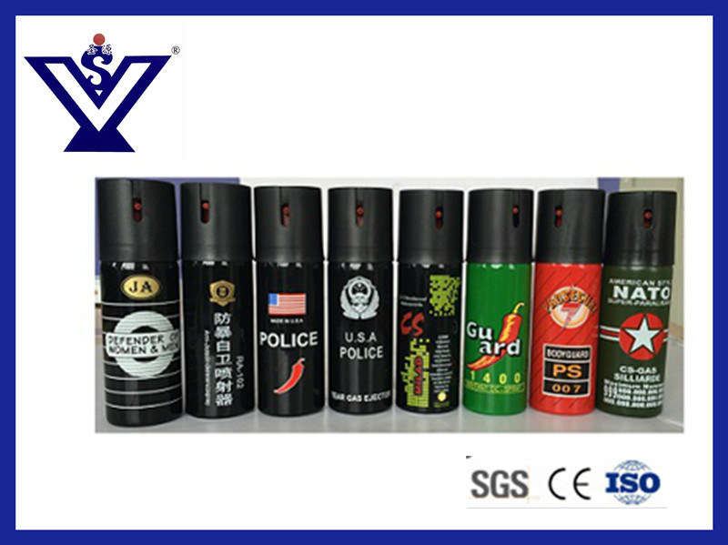 20ml Ladies Self Defense Lipstick Pepper Spray (SYLL-20)