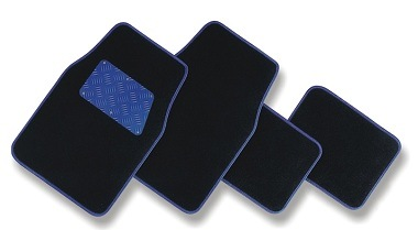 Carpet Car Floor Mat (BT1225)