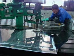 Manual Type Super Mirror Polishing /Grinding Machine