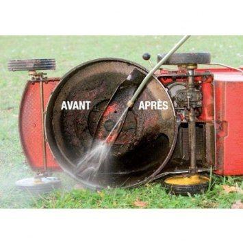 Aluminium Car Wash Water Jet Spray Nozzle (WJ)