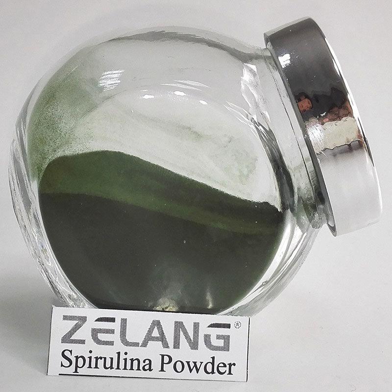 Manufacture Unflavoured Natural Spirulina Powder