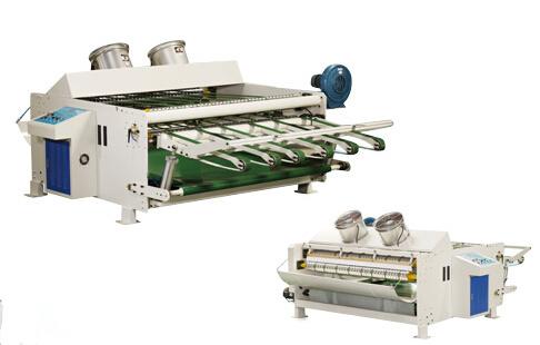 Carton Box Machine Vibrator for Waste Scraps Cleaning