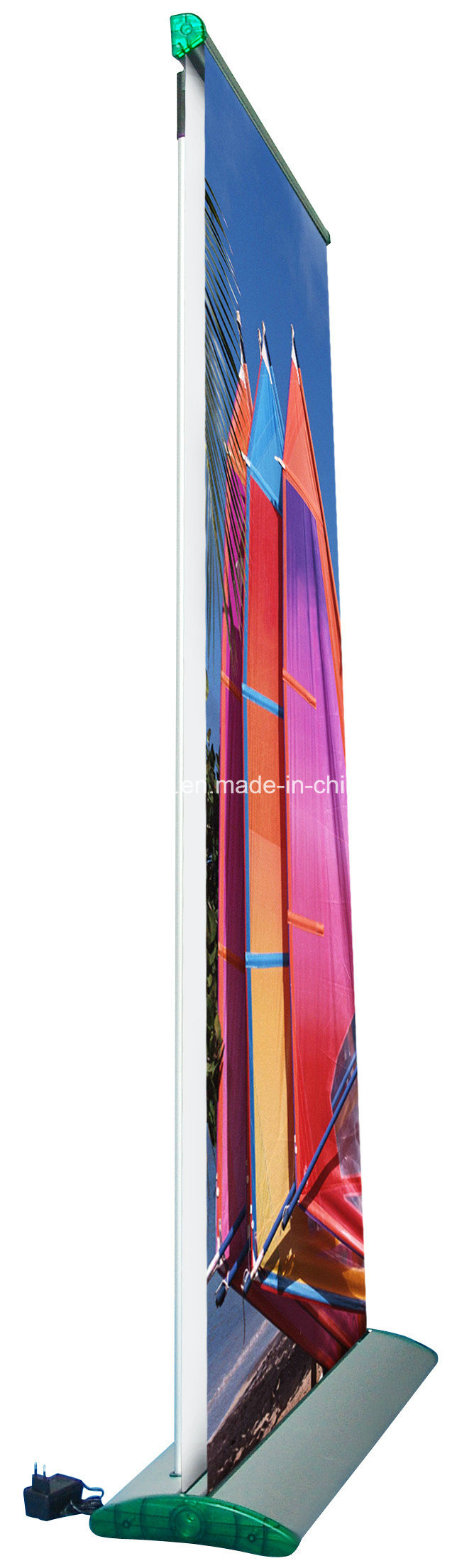 Scrolling Roll up Banner Stand (DW-R-S-20)