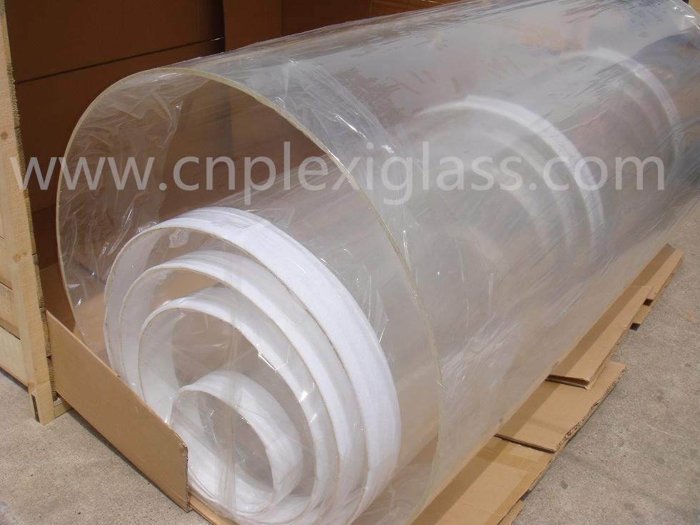 Acrylic Tube/Cast Acrylic Tube/Acrylic Pipe/Extruded Acrylic Tube/Acrylic Pipe