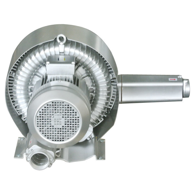 4kw Side Channel Blower with Double Stage Three Phase (720H27)