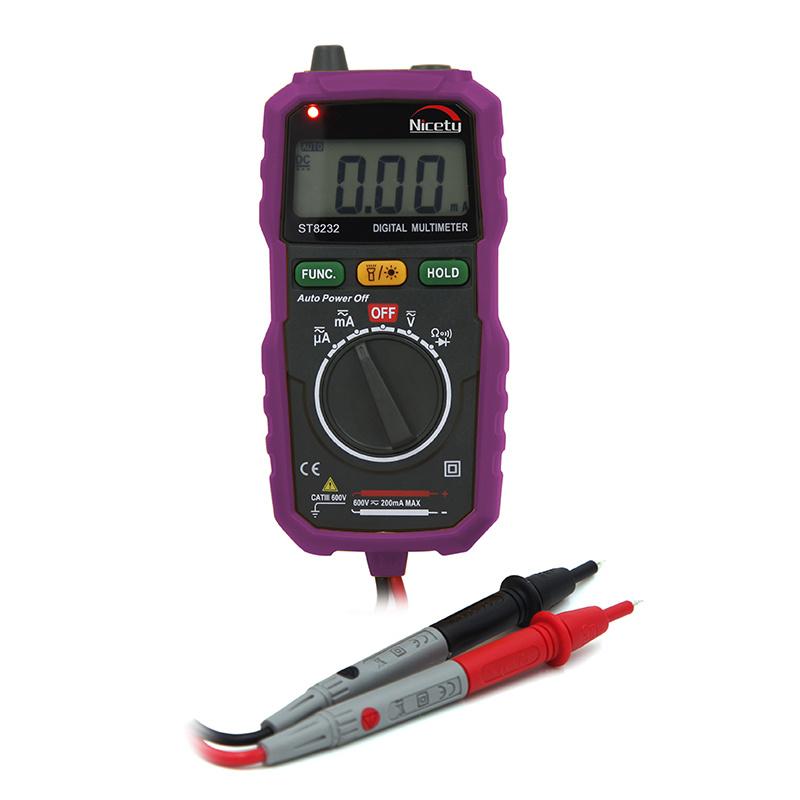 Mini Digital Multimeter Ms8232