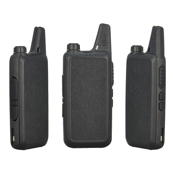 Handheld Type UHF Walkie Talkie
