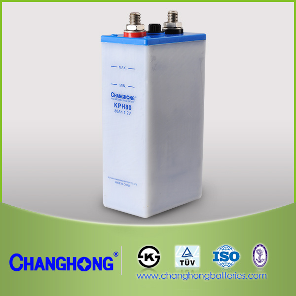 Changhong Pocket Type Nickel Cadmium Battery Kph Series (Ni-CD Battery)