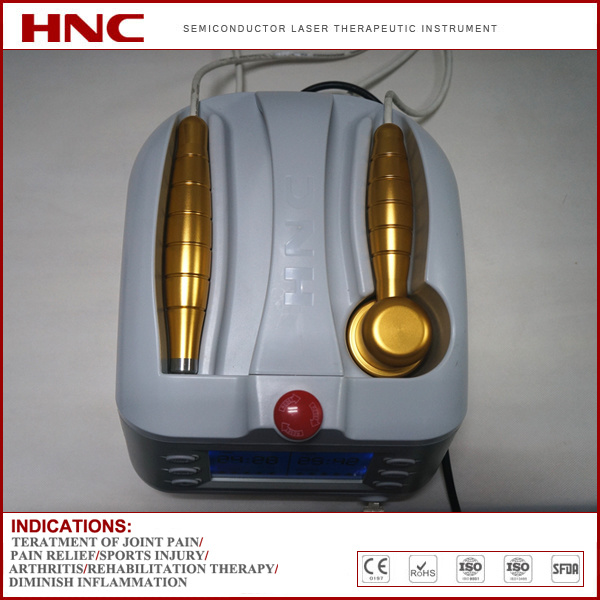 Multi-Functional Hy30-D Cold Laser Therapeutic Equipment 808nm & 650nm Medical Laser Equipment