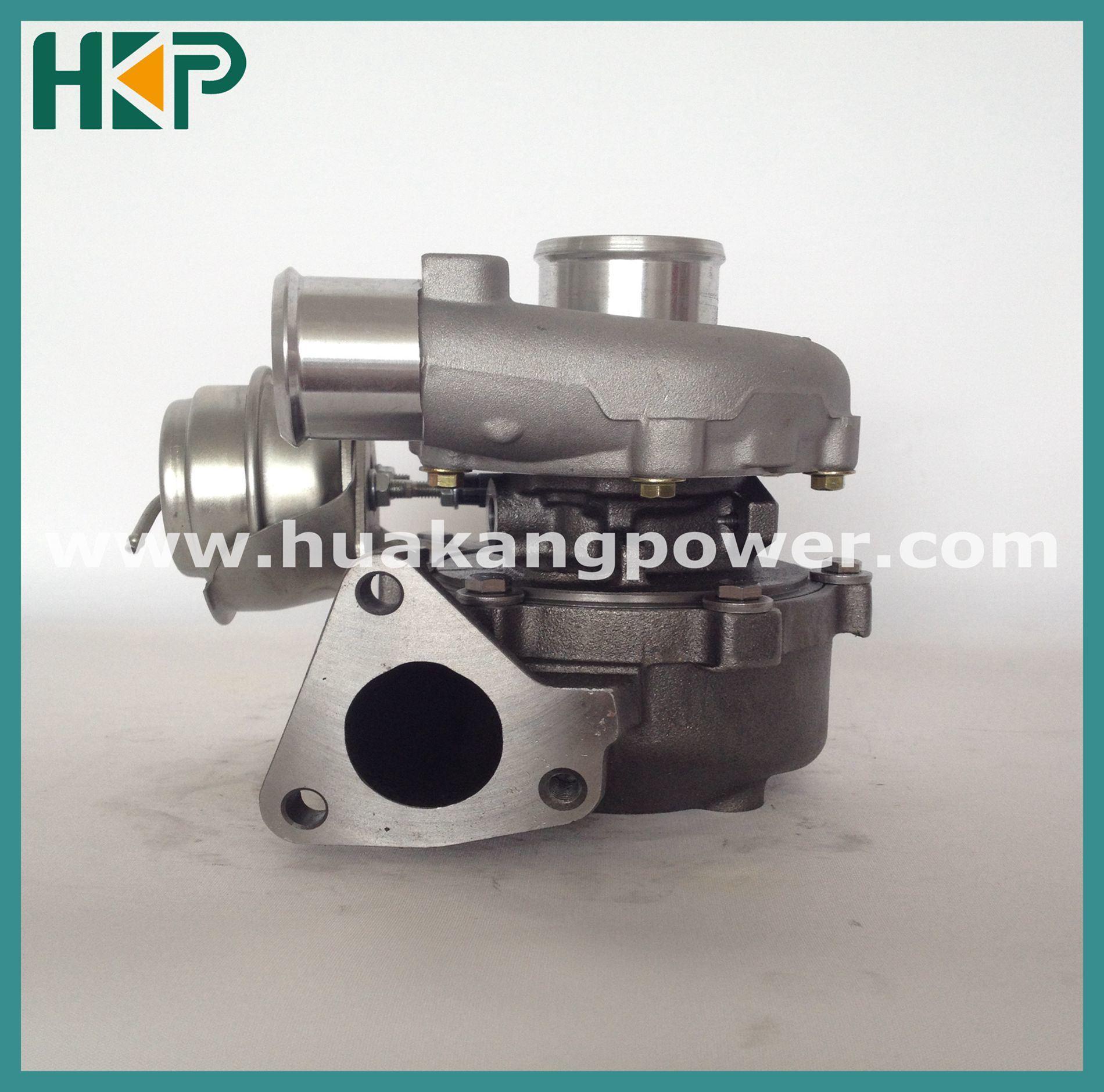 Gt1749V 729041-5009s Turbo/Turbocharger