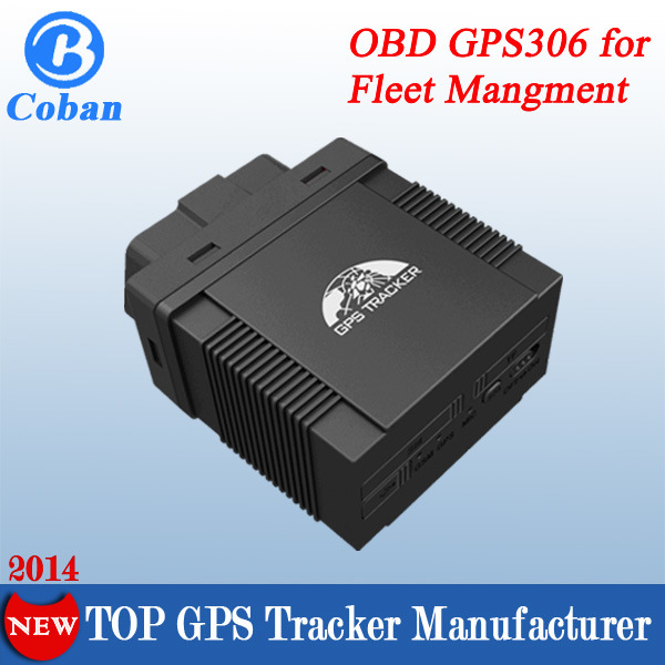 OBD II GPS Car Tracker with Android and Ios Apps