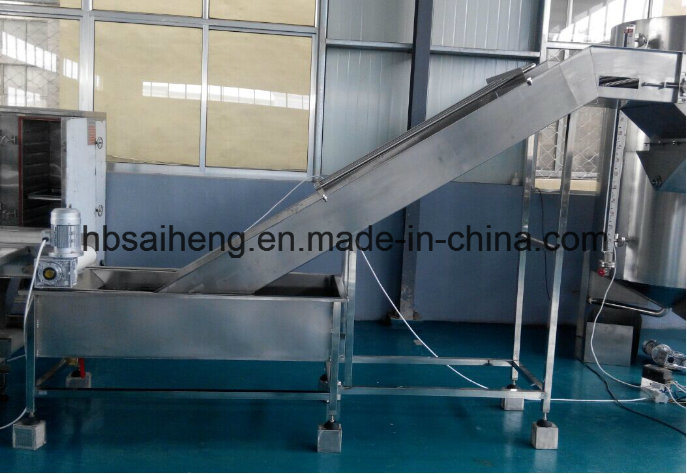 High Quality Fresh Potato Chips Production Line