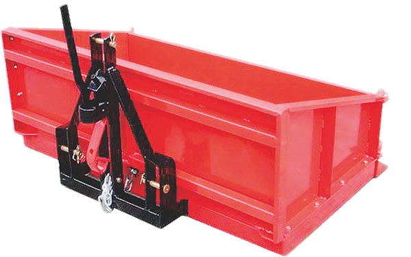 3-Point Linkage Transport Box