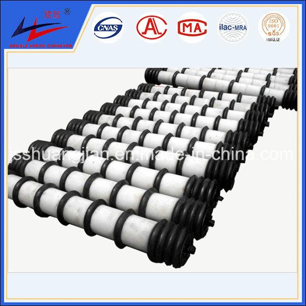 Clean Rubber Conveyor Roller Factory