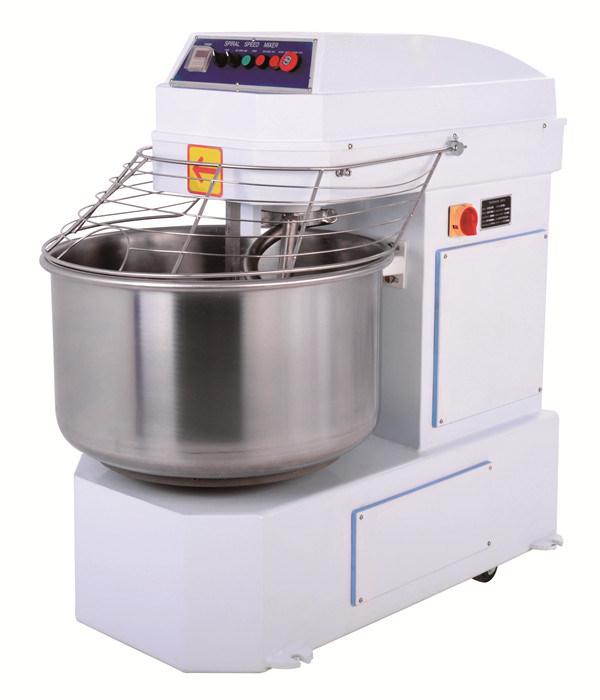 Bakery Spiral Dough Mixerfor 15kg~100kg Flours