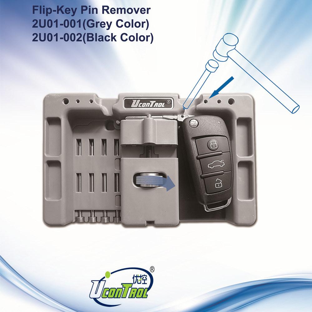 Qinuo Universal Locksmith Tool Flip Key Pin Remover