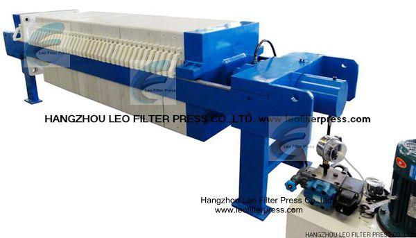 Leo Filter Oil Industrial Membrane Filter Plate
