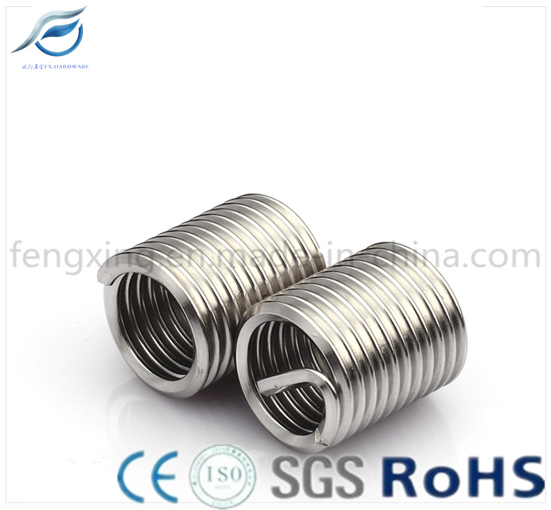 Stainless Steel Free Running Wire Thread Insert