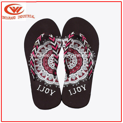 Ladies Bohemia Beach Flip-Flops for Outdoor