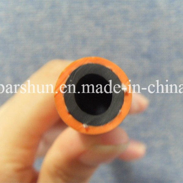 "ISO 3821 1/4"" Inch Working Pressure 20 Bar Orange Rubber Gas Tube"