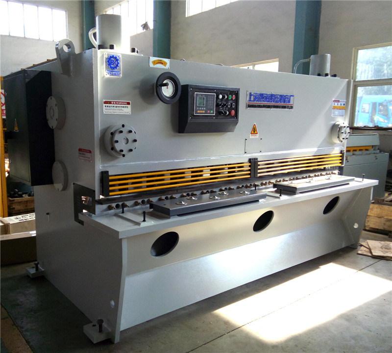 Hydraulic Guillotine Shear QC11y 16X4000