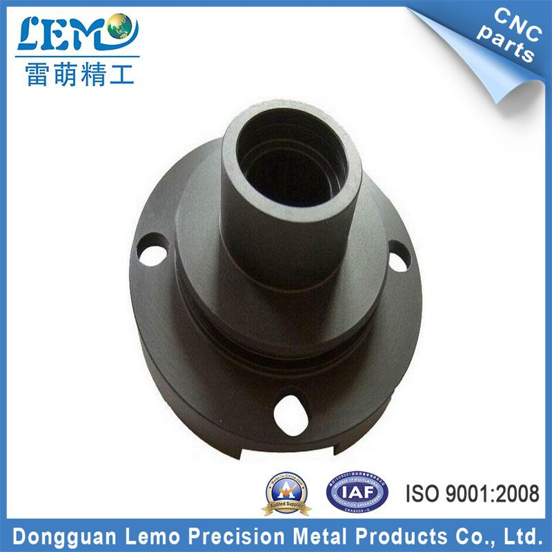 China Precision Plastic CNC Machined Parts with Delrin/PVC/PA (LM-1994A)