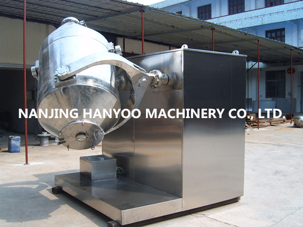 Sbh-100 Automatic Three Dimension Dry Powder Mixer/Pharmaceutical Powder Mixer Machine