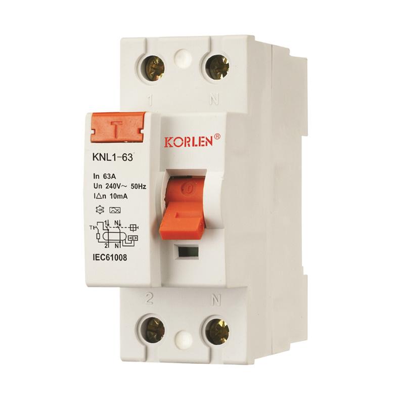 (F360 Normal) Residual Current Circuit Breaker