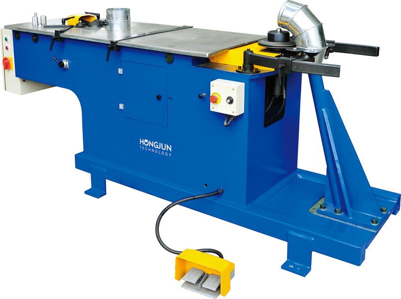 Round Elbow Machine with Hydraulic System, High Efficiency