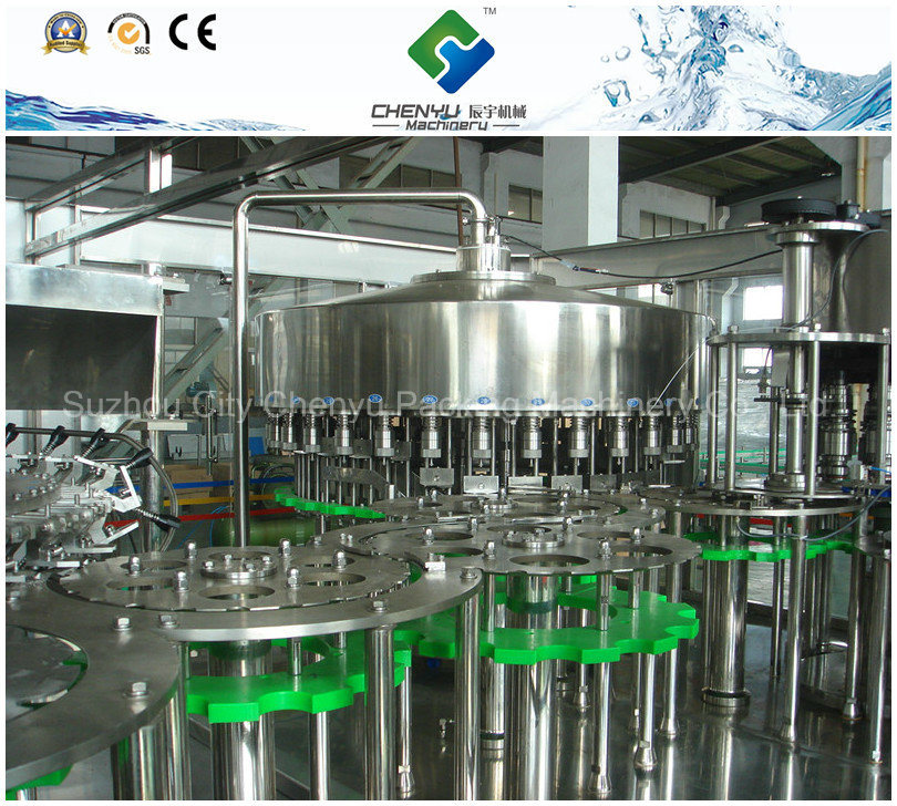 Automatic Fresh Water Filling Machine