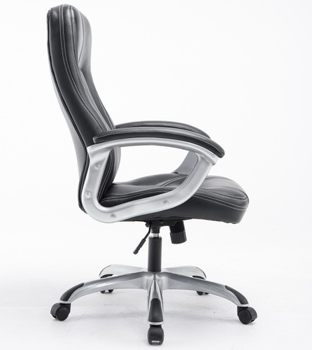 Executive Chair Tall Back Swivel Chair Leather Office Chair