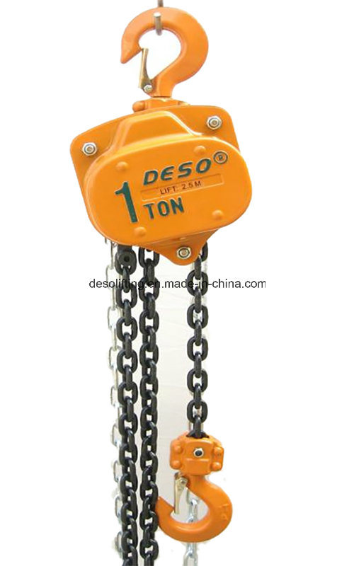 Good Quality Chain Block Made in China