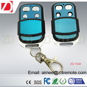 Rolling Code RF Transmitter for Door/Gate