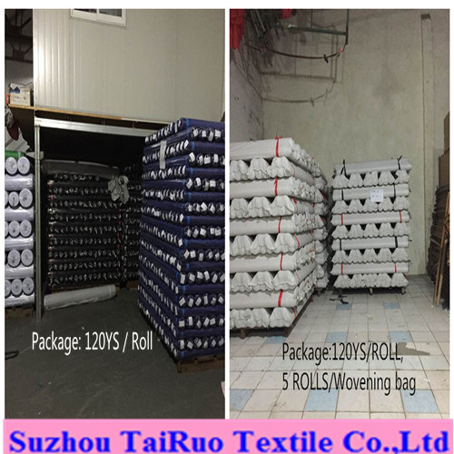100% Poly Taffeta for Lining Fabric