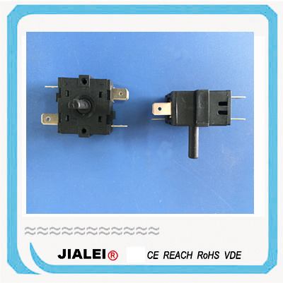 Fan Heater and Oven Gear Switch