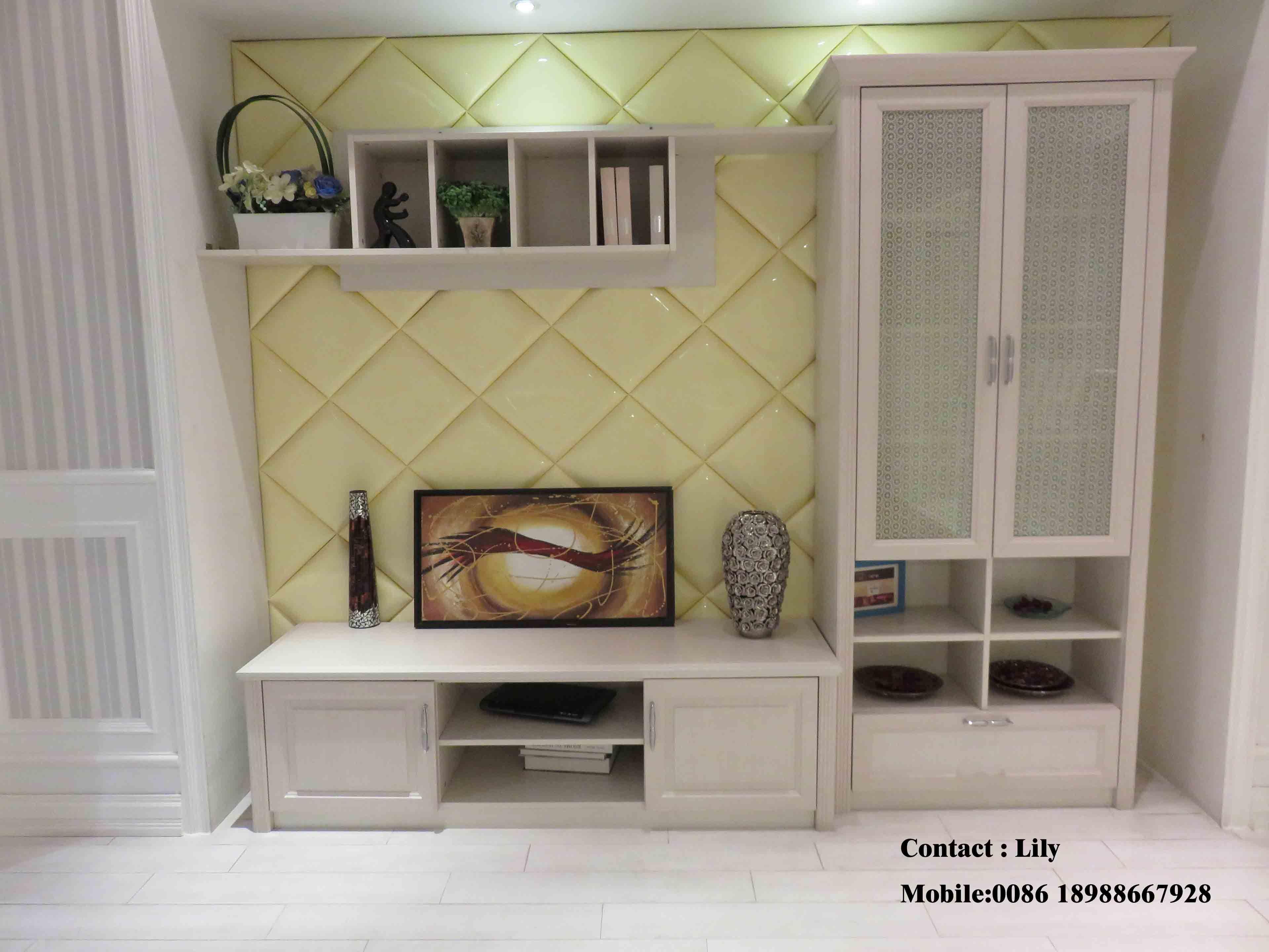 Customized Good Quanlity Wardrobe/ Closet (ZH4007)