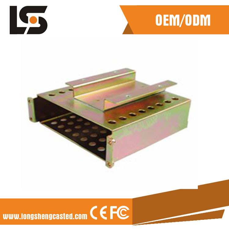 Electroless Sheet Metal Stamping Product of Computer Case