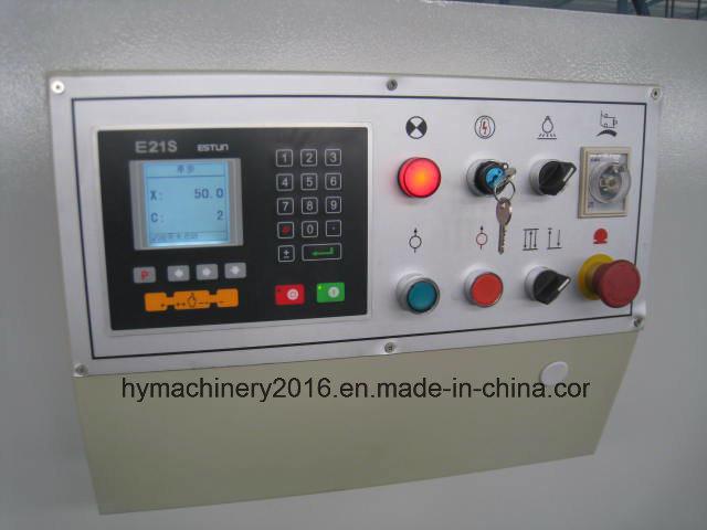 QC12Y-12X3200 Hydraulic swing beam Shearing Machine/steel plate cutting machine