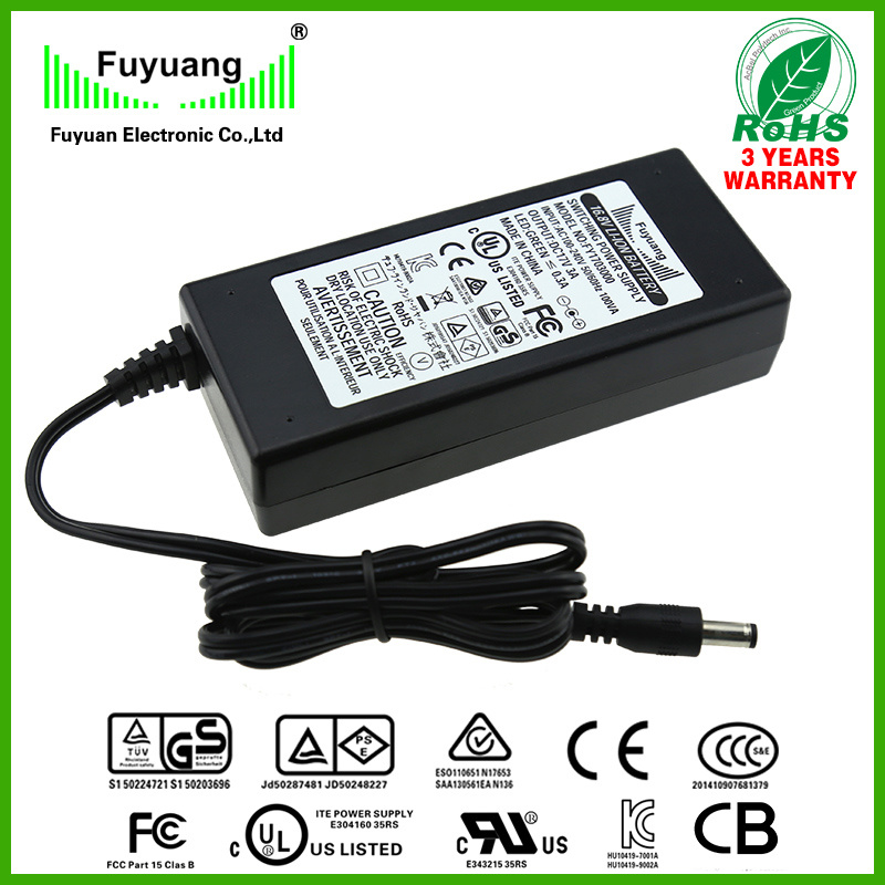 24V3a Switching Power Supply for Fitness Equipment