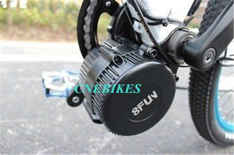 China bafang central engine electric bicycle conversion for Mid motor electric bike