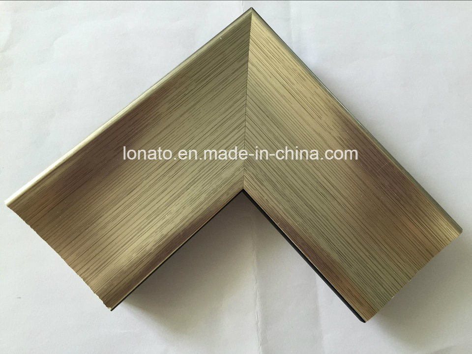 High Quality PS Decoration Mirror and Picture Photo Frame Moulding