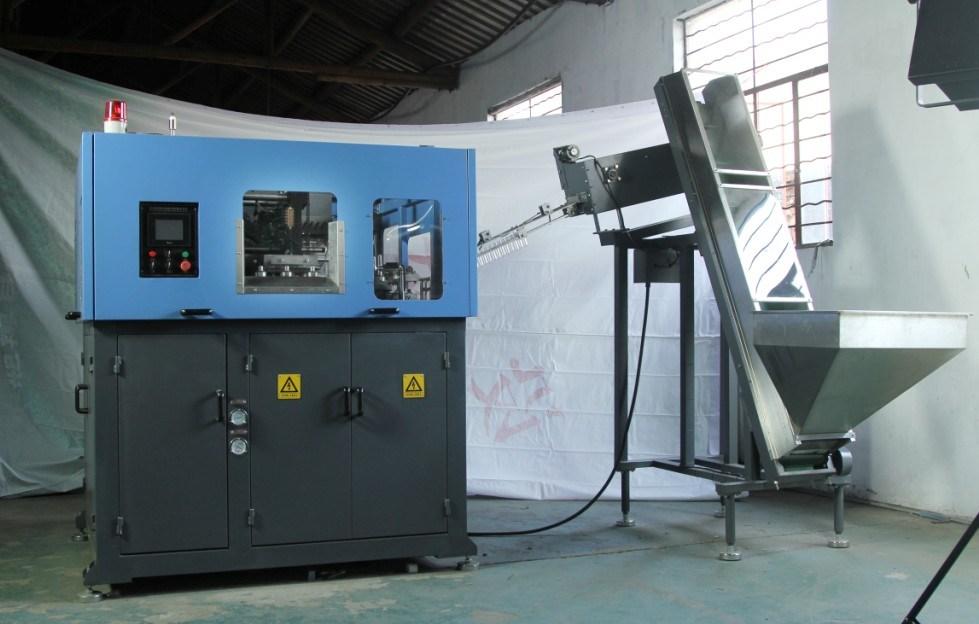 Automatic 2 Cavity Blow Moulding Machine