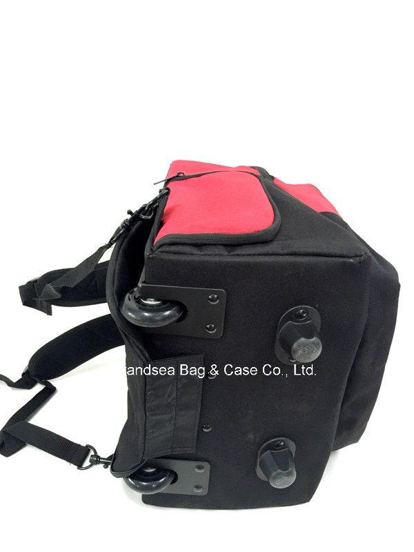 High Quality Drawbar Trolley Backpack Multi Function Wheeled Trolley Bag (GB#10007)