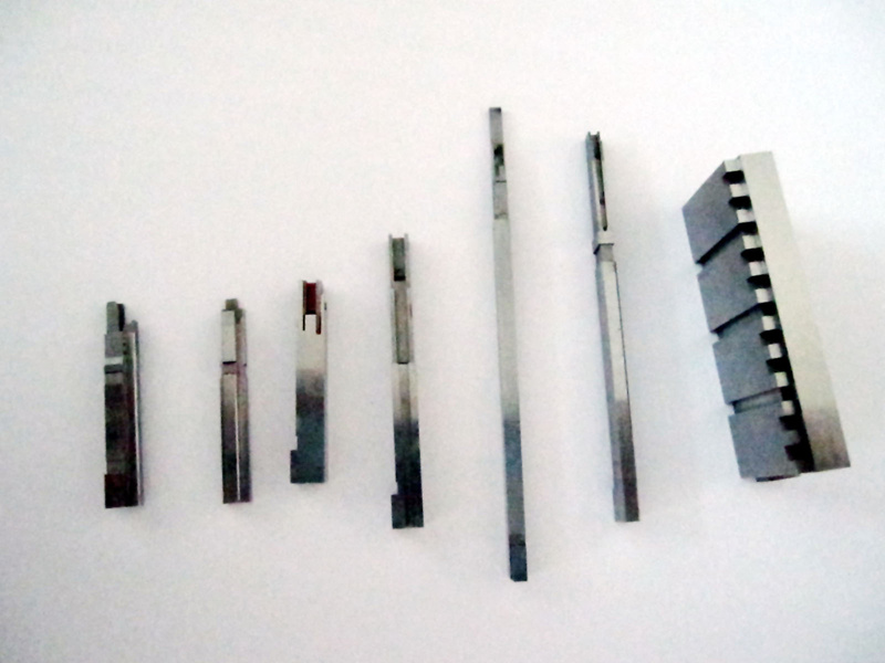 Precision Machining, Grinding, EDM, Wire-Cut Machining, Injection Molding