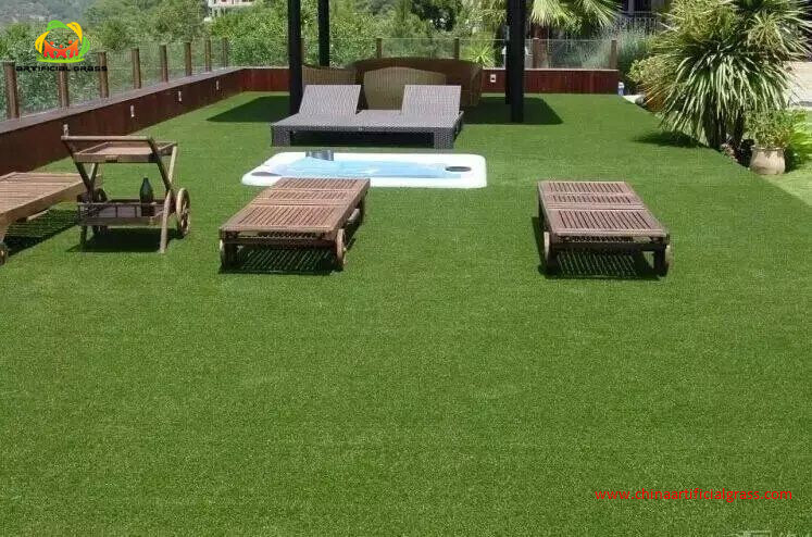 Turf Playground Using Artificial Grass for Sports