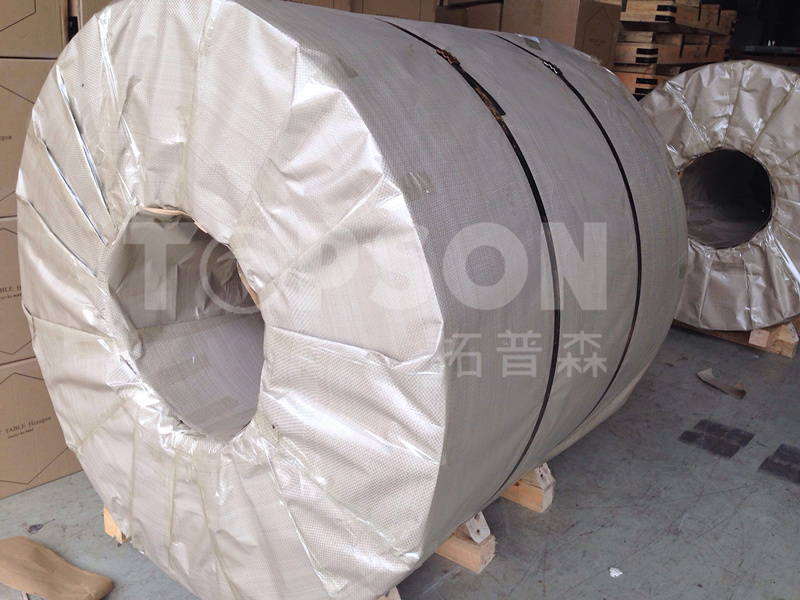 Cold Rolled 2b Ba No. 1 Stainless Steel PVD Color Coil