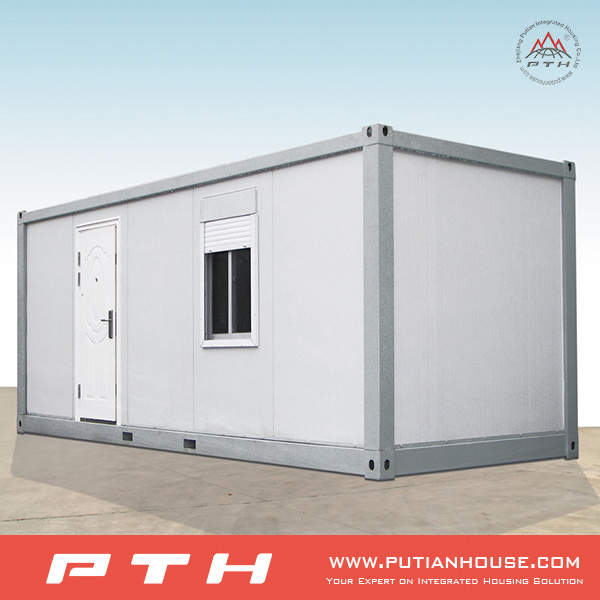 Container Coffee Shop Project in Cyprus